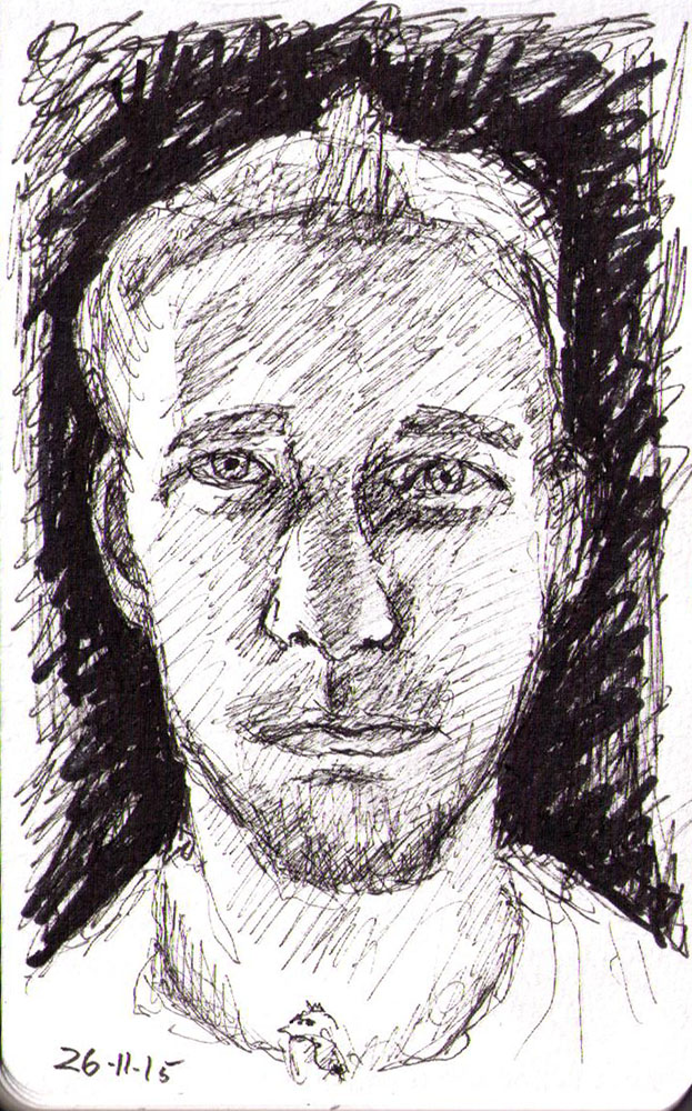 thomas-dalsgaard-clausen-2015-11-26d sketch of a guy stareing